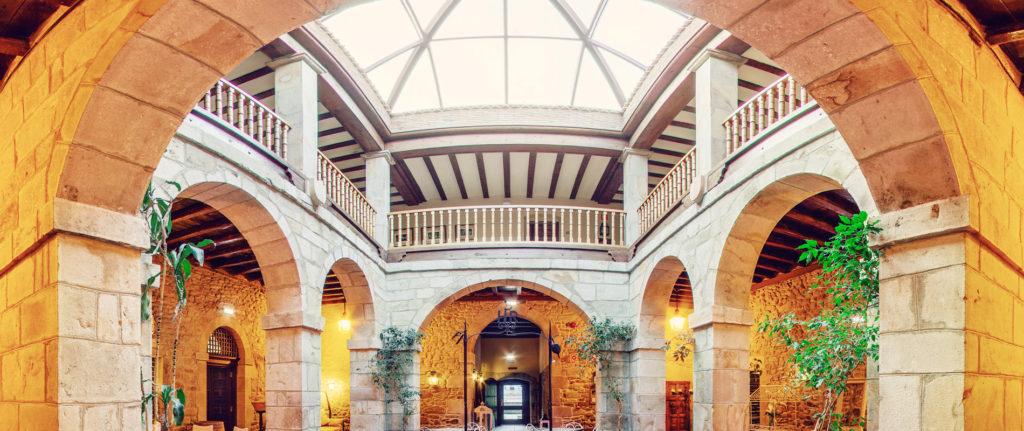claustro balmaseda